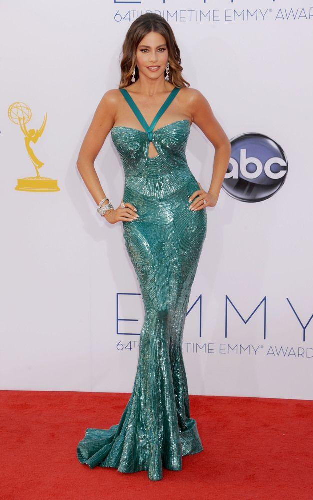11 Times Sofia Vergara Wore The Exact Same Dress And Looked Stunning ...