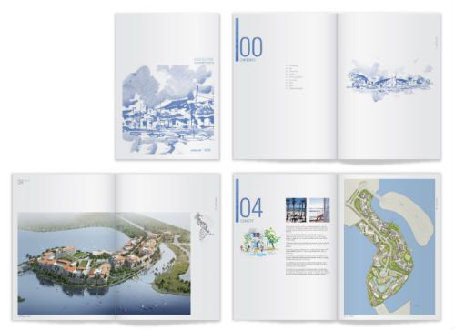 Sentosa Cove Architectural Brochure  Brochures To Die