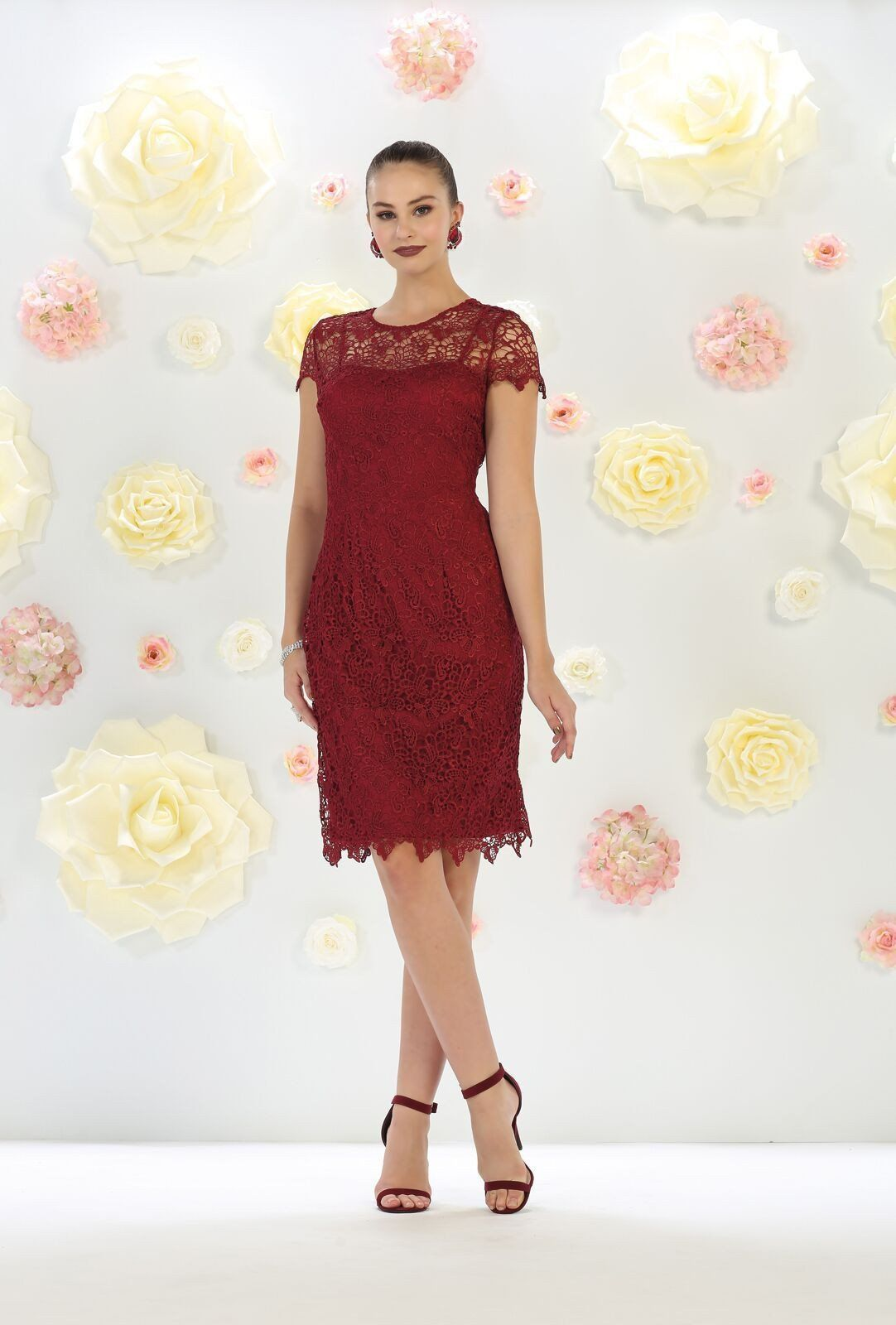 Short Lace Mother Of Bride Dress Products Dresses Formal