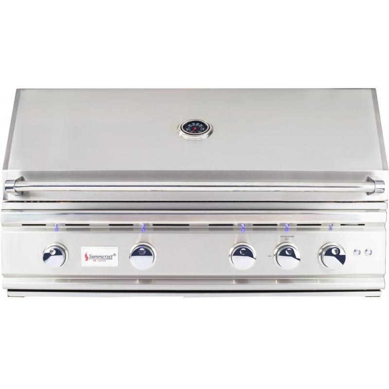 Summerset TRL 38-Inch 4-Burner Built-In Natural Gas Grill With