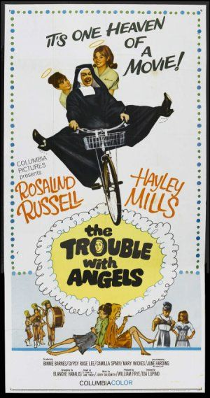 Download The Trouble with Angels Full-Movie Free