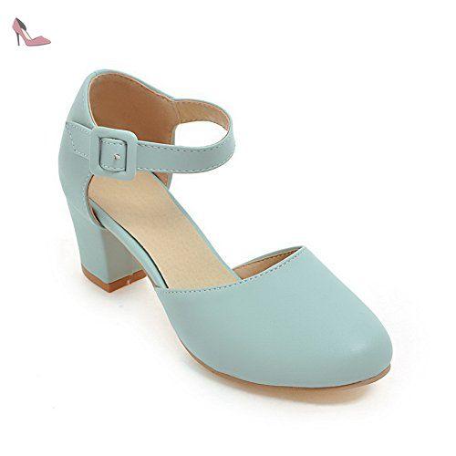 Chaussures BalaMasa bleues femme IrU9vC