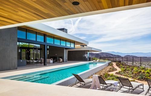 SB Architects design architectural 'inspiration home' for ...