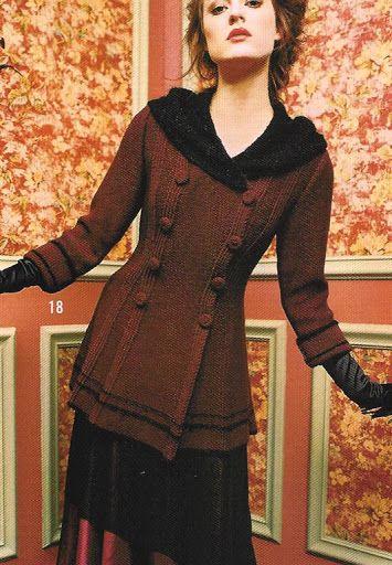 Vogue Knitting 2005 Holiday - etelvina brito - Álbumes web de Picasa