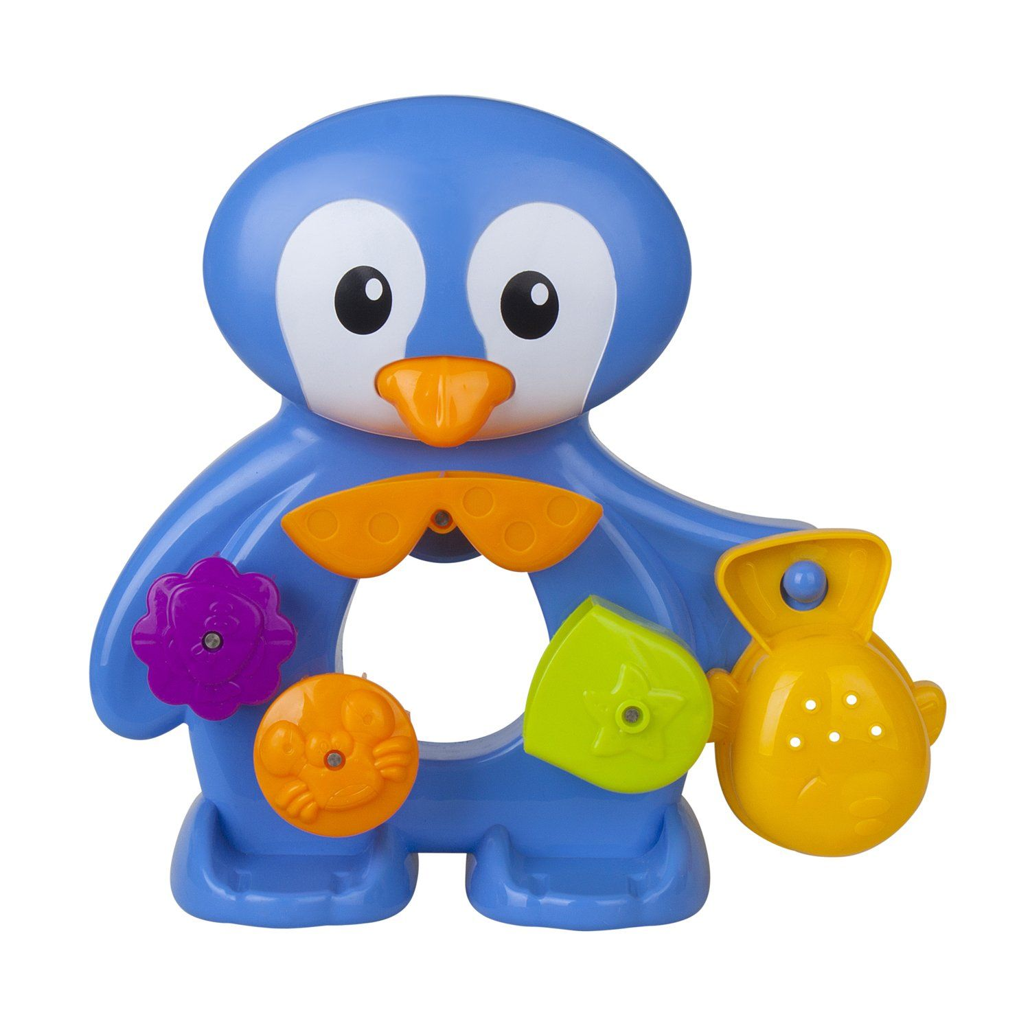 Amazon FUN Bath Toys For Toddlers Interactive and