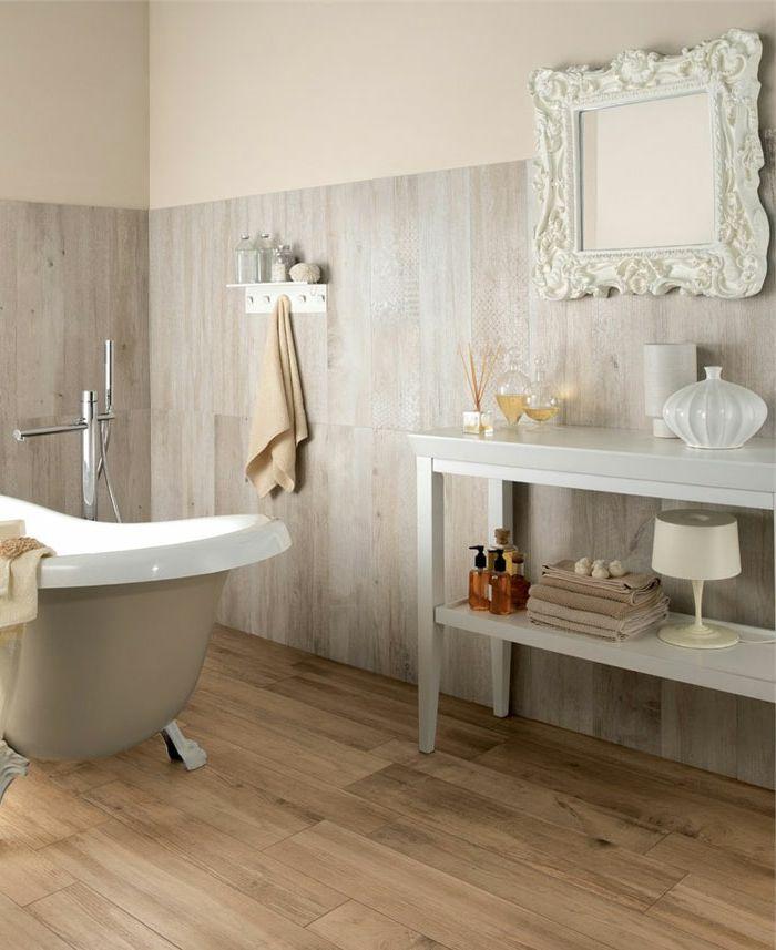 Badezimmerfliesen im Blickfang - 100 Ideen für Designs und Muster
