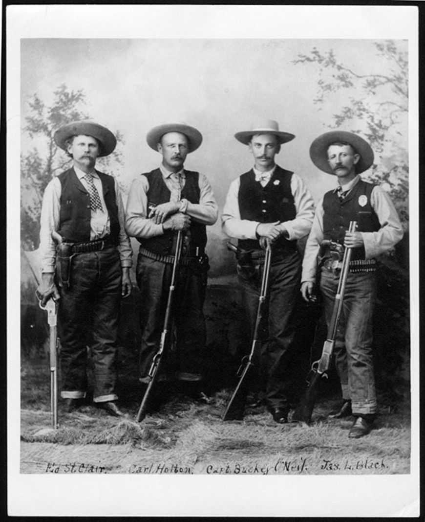 Yavapai County Posse 1889 | Pix | Texas rangers law