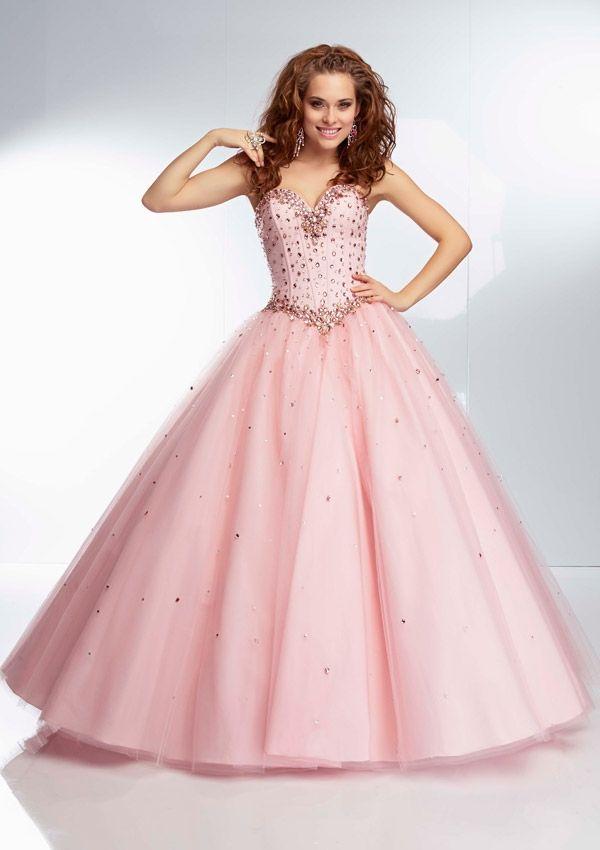 Vestidos de 15 años para fiesta de quinceañeras | Moda en vestidos ...