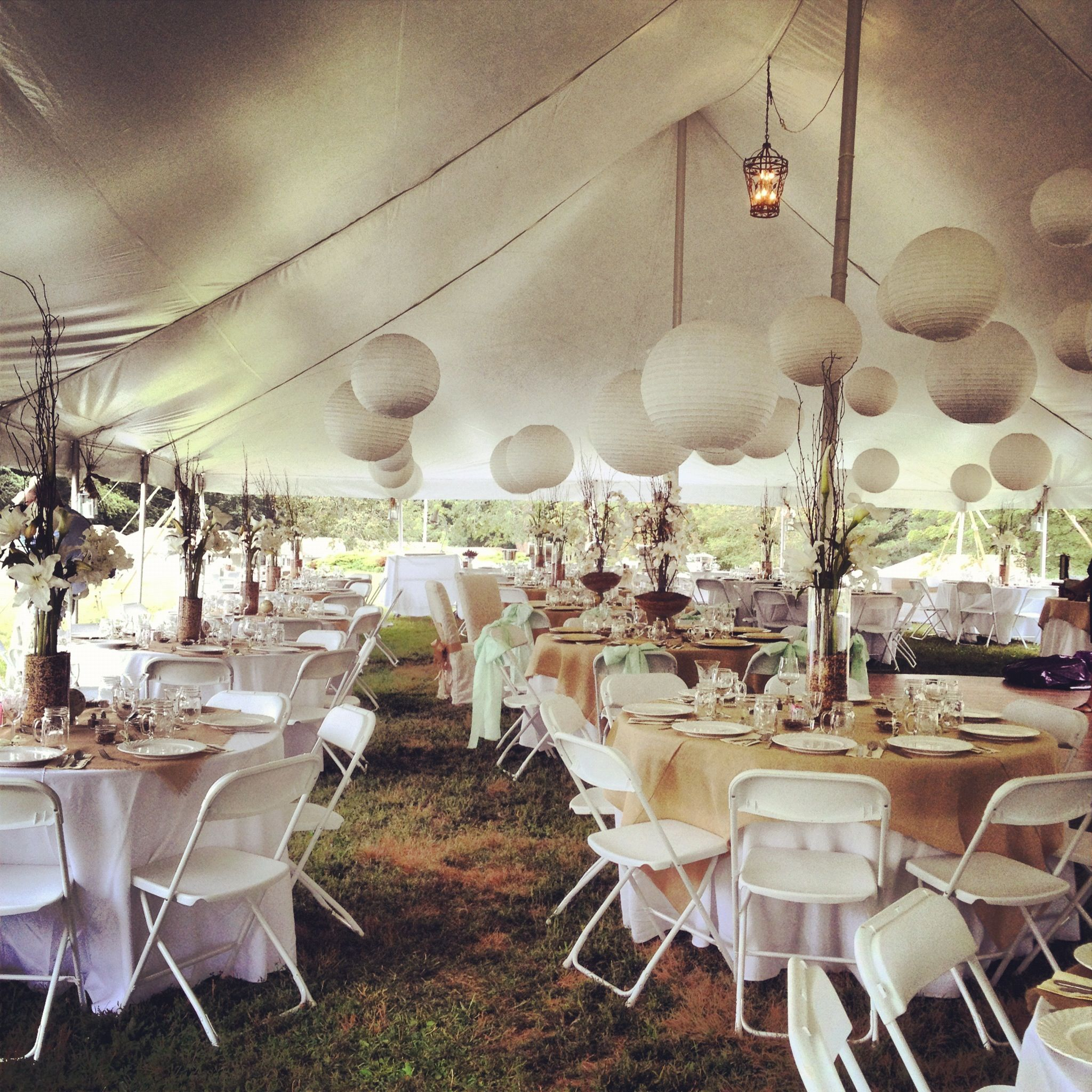 Tent reception Tent reception, Tent wedding, Outdoor