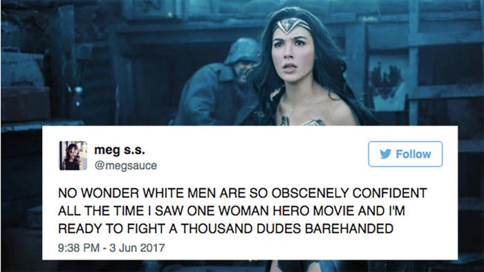 These Wonder Woman Tweets Will Give You Life Wonder Woman Movie Wonder Woman Wonder