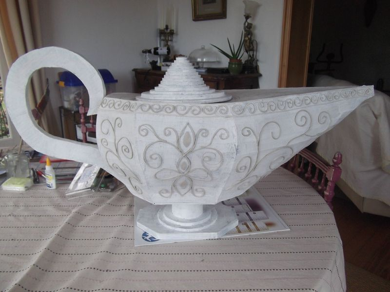 D'aladinLe Matsa De L'urne Mariage Lampe Blog Déco Carton wZOXiTkPu