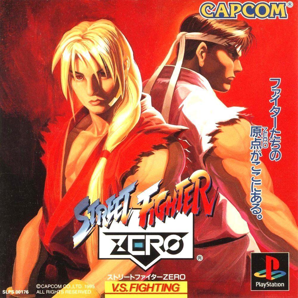 Street Fighter Alpha Zero Boxart Street Fighter Zero Street Fighter Street Fighter Alpha