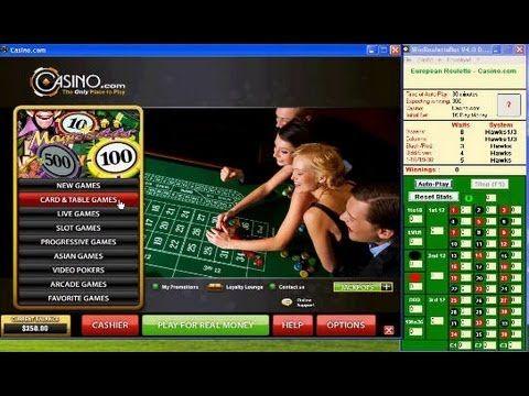 Robot gambling software internet gambling restrictions