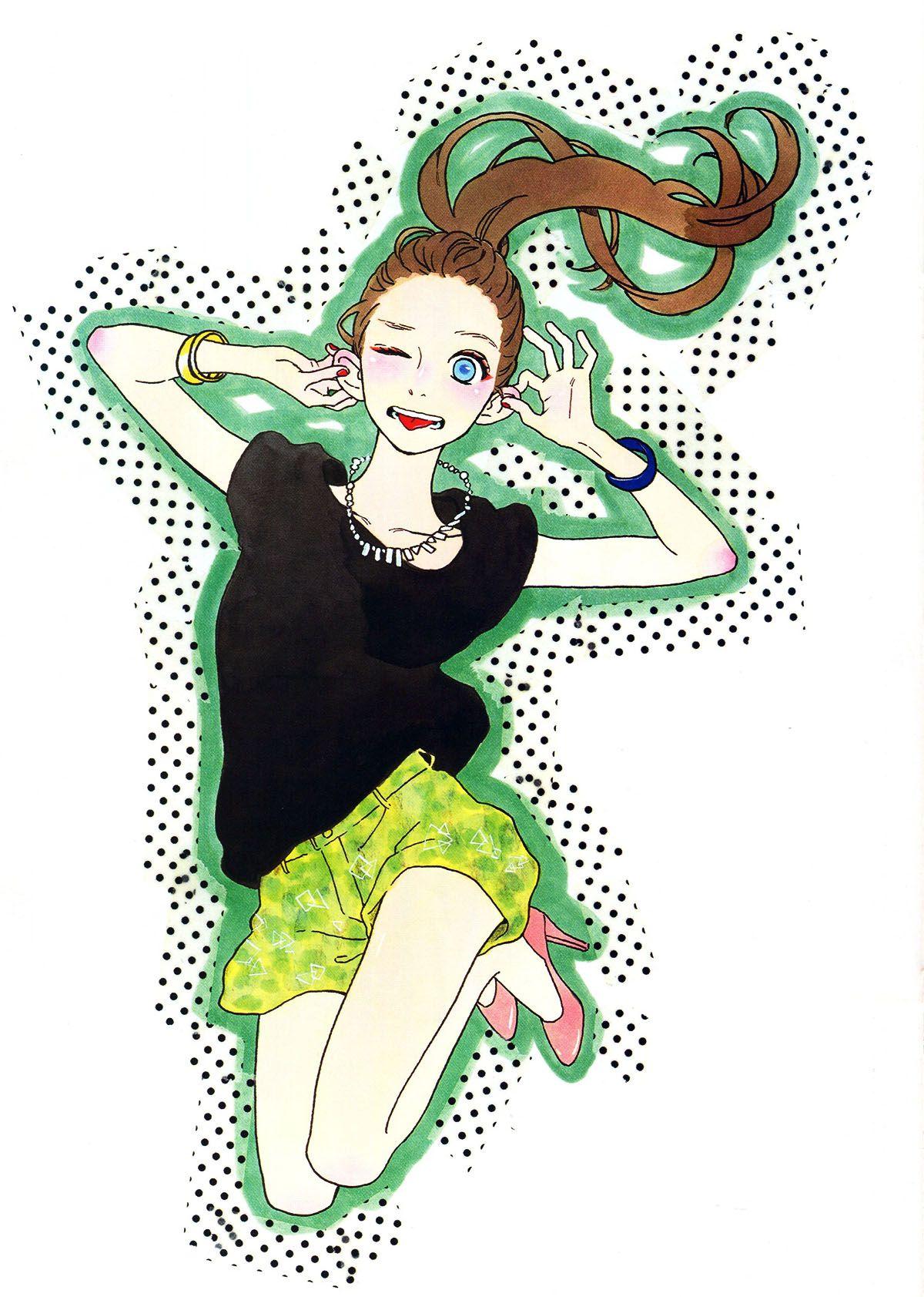 Hirunaka no Ryuusei - Illustrated book