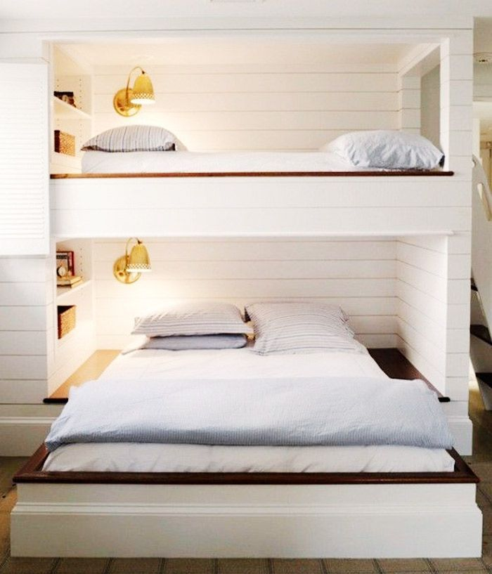 Best The Most Beautiful Bunk Beds We've Ever Seen Bunk Beds 400 x 300
