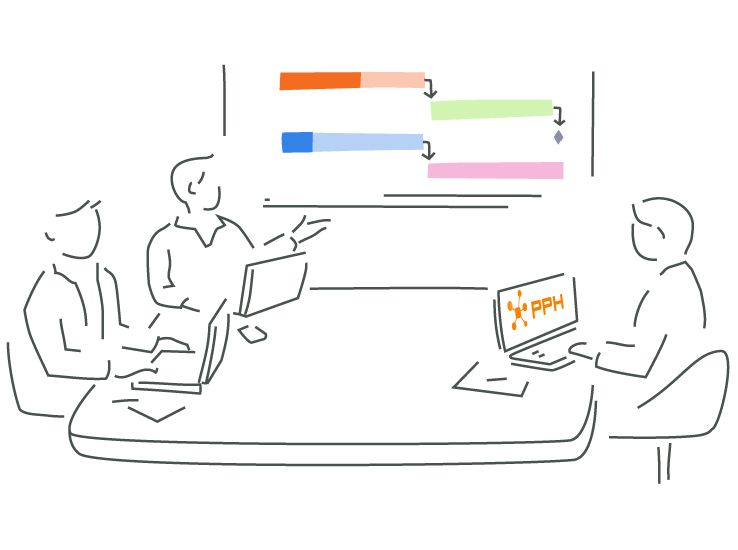 PPH is now live. An easy web-based project management collaborative tool!