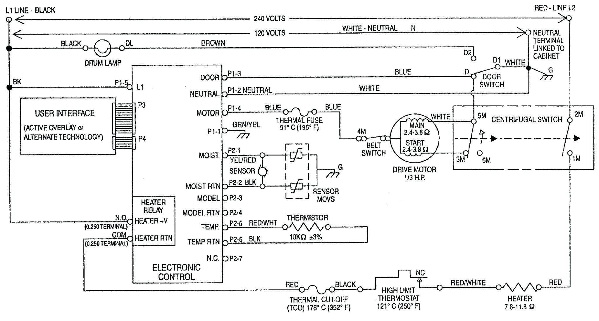Unique Dryer Motor Wiring Diagram In 2020 Diagram Electric Dryers Electrical Wiring Diagram