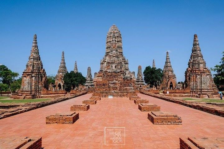 Discover Ancient #Ayutthaya a UNESCO World Heritage Site in #Thailand  Travel guide: Holidaydentalthailand