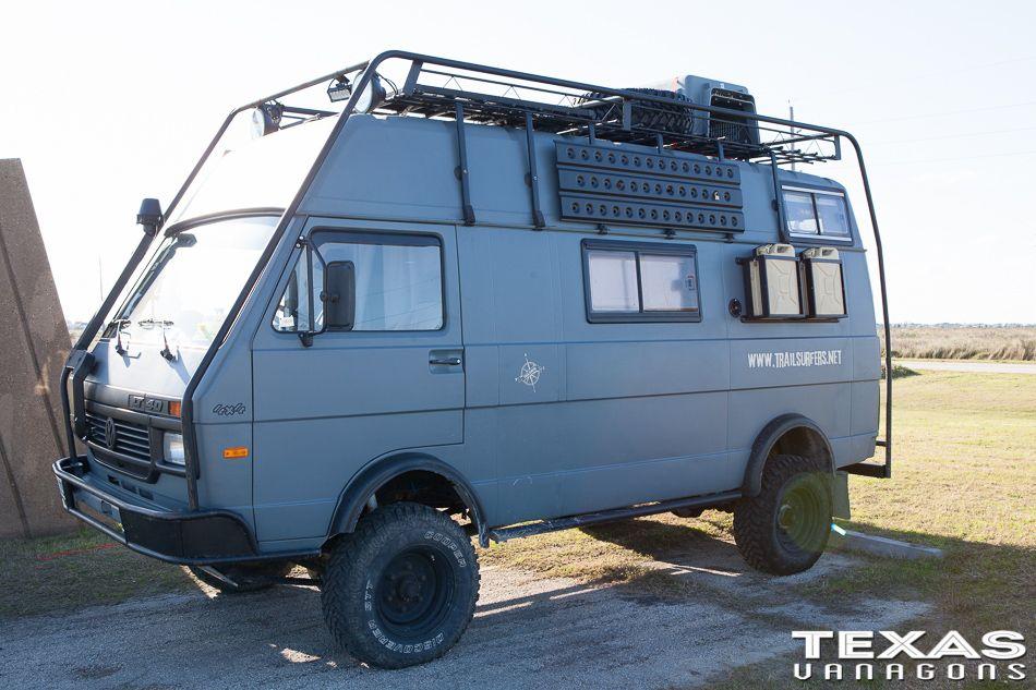 texasvanagons trailsurfers lt40 4 4 expedition rv 4x4 camper