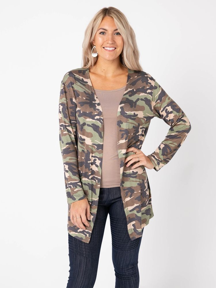 aa333e9c527cf New Agnes And Dora Large Country Road Cardigan Camo NWT  fashion  clothing   shoes  accessories  womensclothing  sweaters (ebay link)