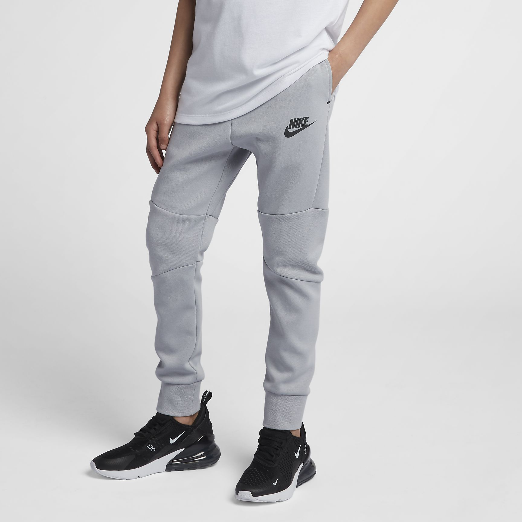 1d19cdedaaa84d Nike Sportswear Tech Fleece Big Kids  (Boys ) Pants