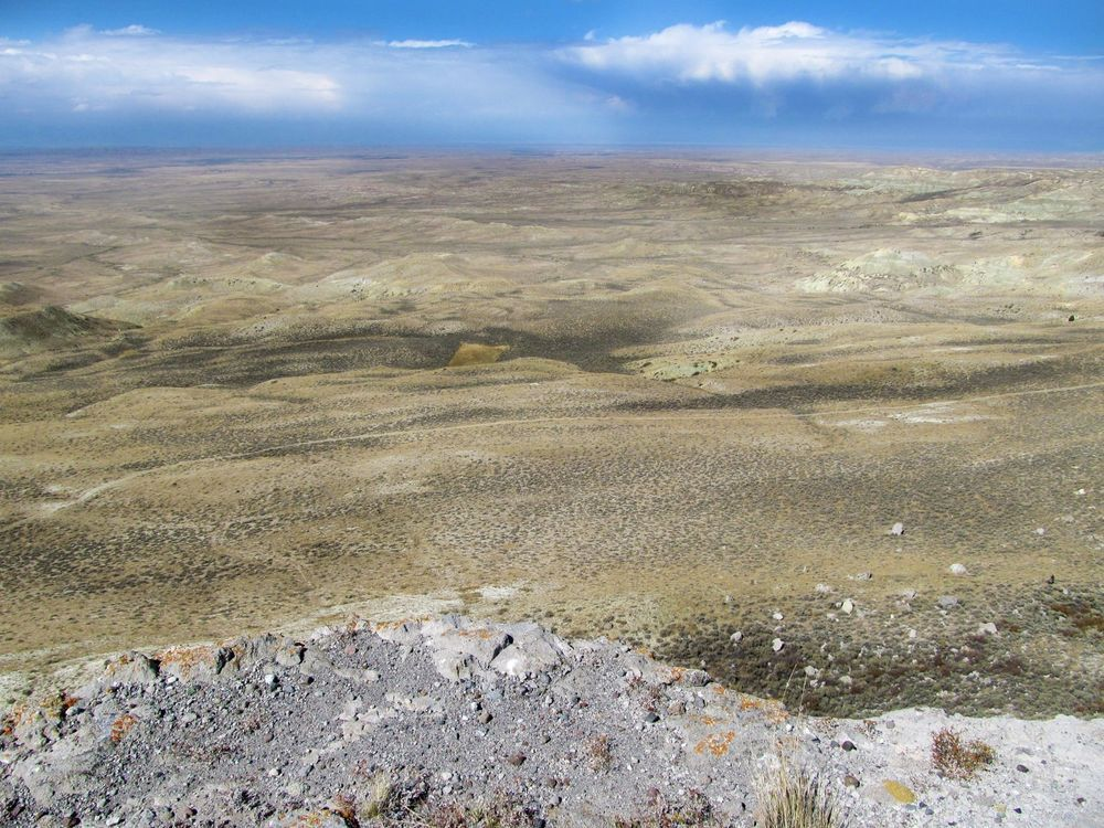 Wyoming Opal Hunting Gemstone Mining Claim 20 acre Placer