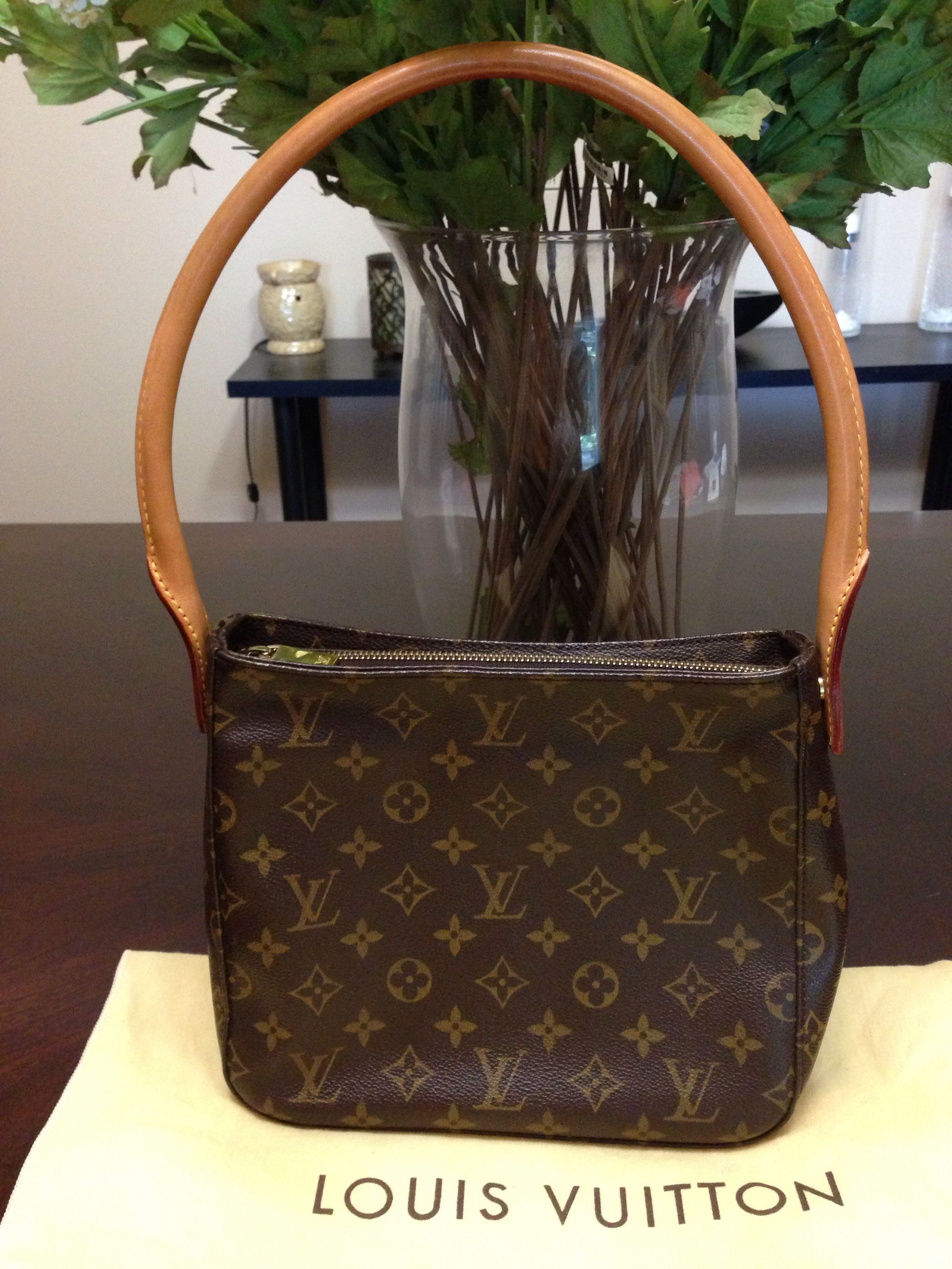 Lv Looping Bag Swap For It Today At Www Swapcouture