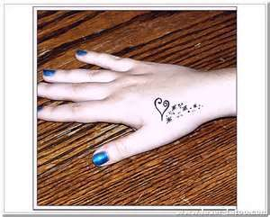 Heart Tattoo Designs For Hand Small Tattoos Girls Star Tattoo On Hand Hand Heart Tattoo Hand Tattoos