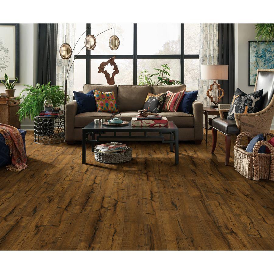Shaw Toasted Hickory Lowe's Shaw flooring hardwood