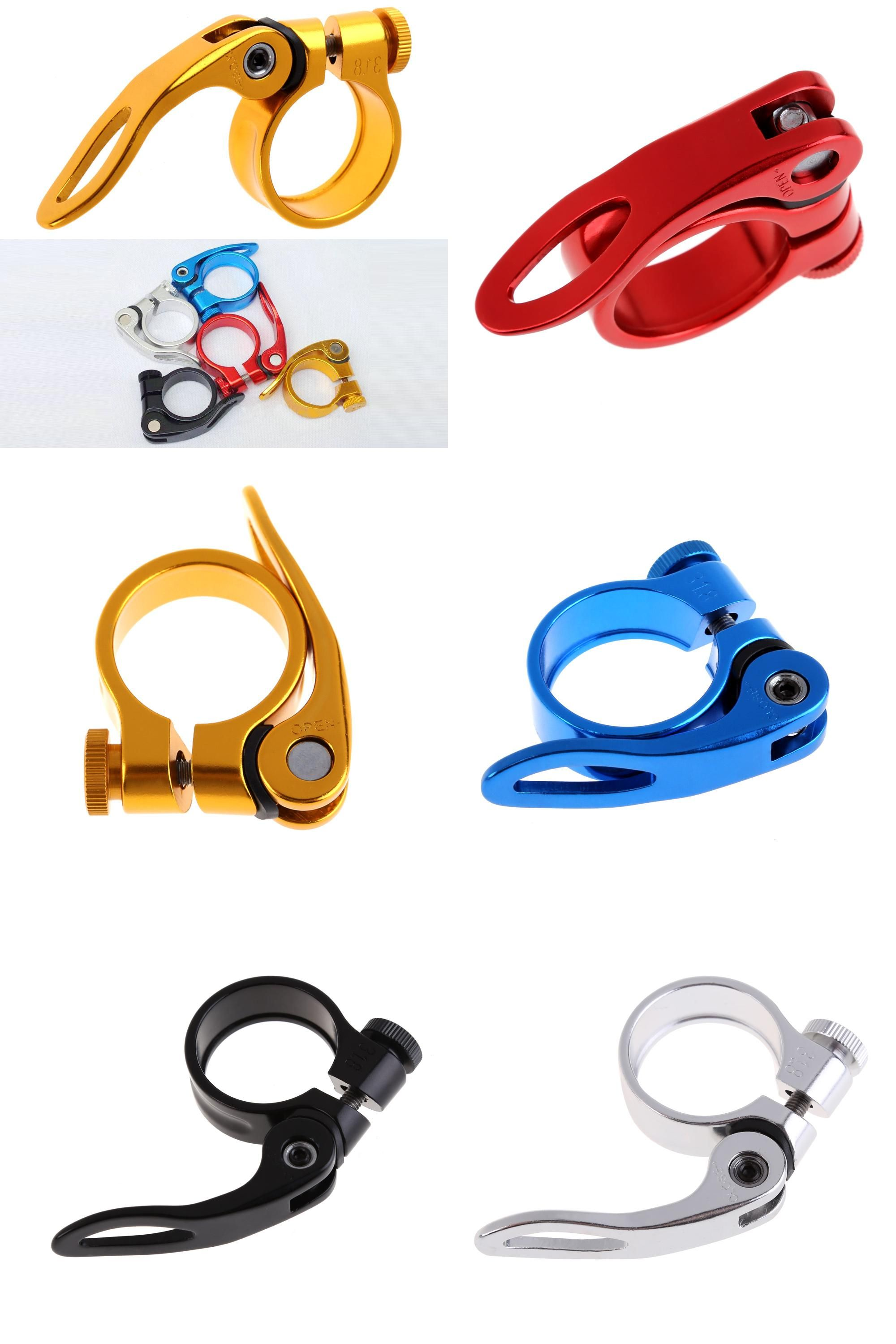 Visit To Buy Bicycle Aluminum Alloy Quick 31 8mm Mtb Bike Cycling