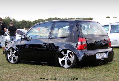 Modified vw lupo vw lupo pinterest vw dream garage for Garage volkswagen 92