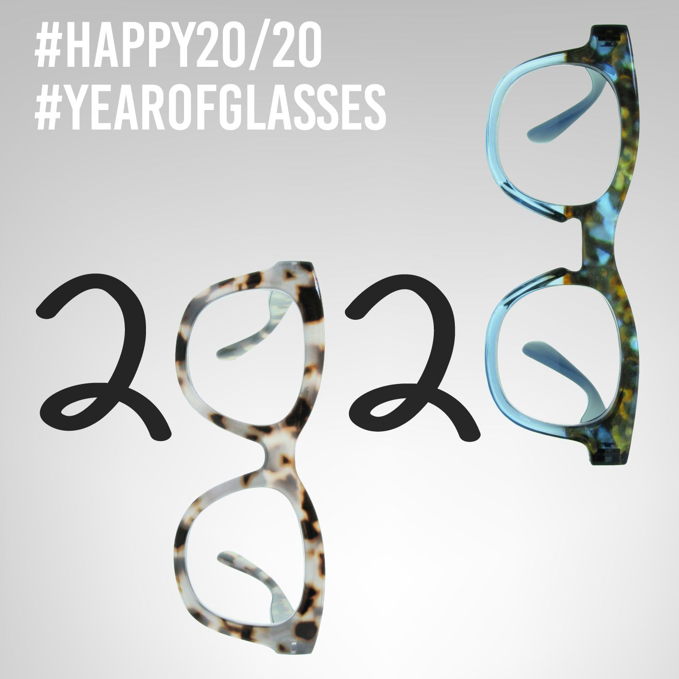 We hope you all have a fantastic 2020! 8) 2020vision