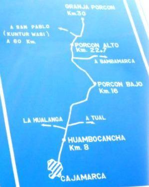 Ocho sitios imperdibles en Cajamarca: Huambocancha y Porcón Bajo