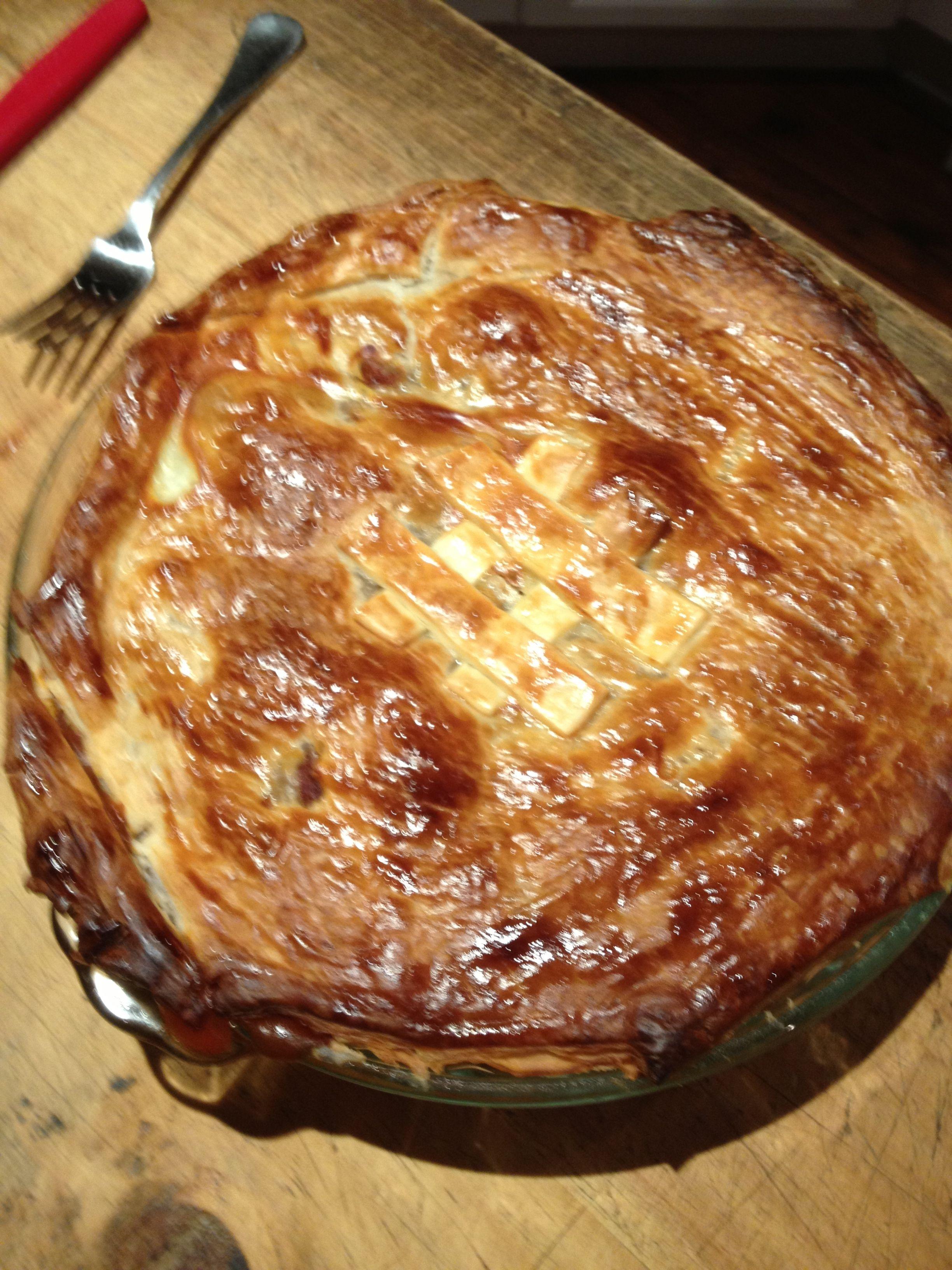 # pie - steak pie #pie - home made steak pie 1 kg rump or ...