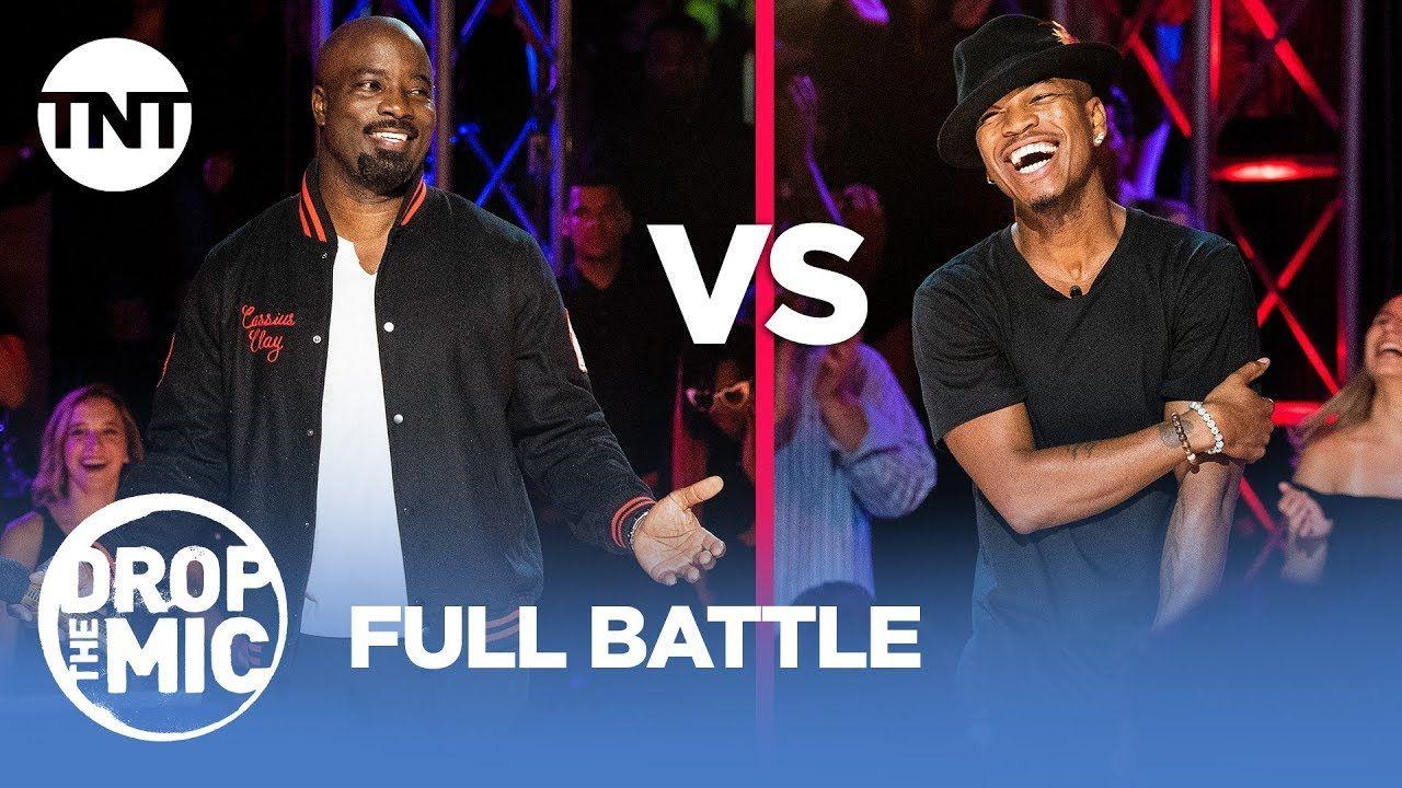 Drop The Mic Mike Colter vs. NEYO FULL BATTLE TNT