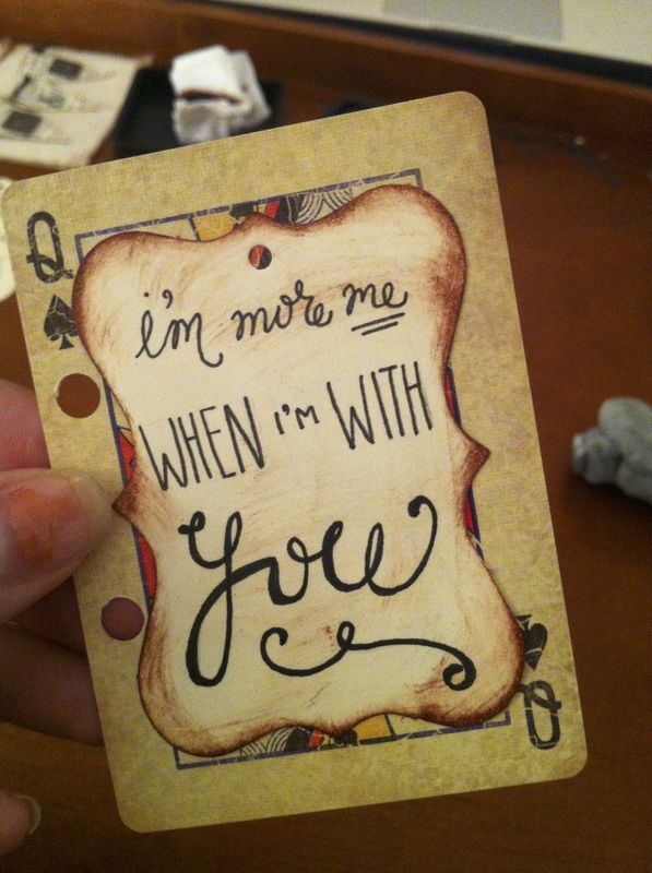 Diy For Valentine S Day For Him 52 Reasons I Love You Deck Of
