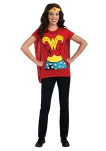 10 Best Superhero Costumes For Women 10 Best Superhero Costumes for Women Woman T-shirts wonder woman t shirt with cape
