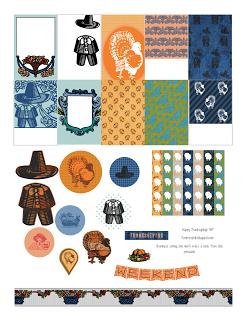 RedSheep Prints: Give Thanks Printable!