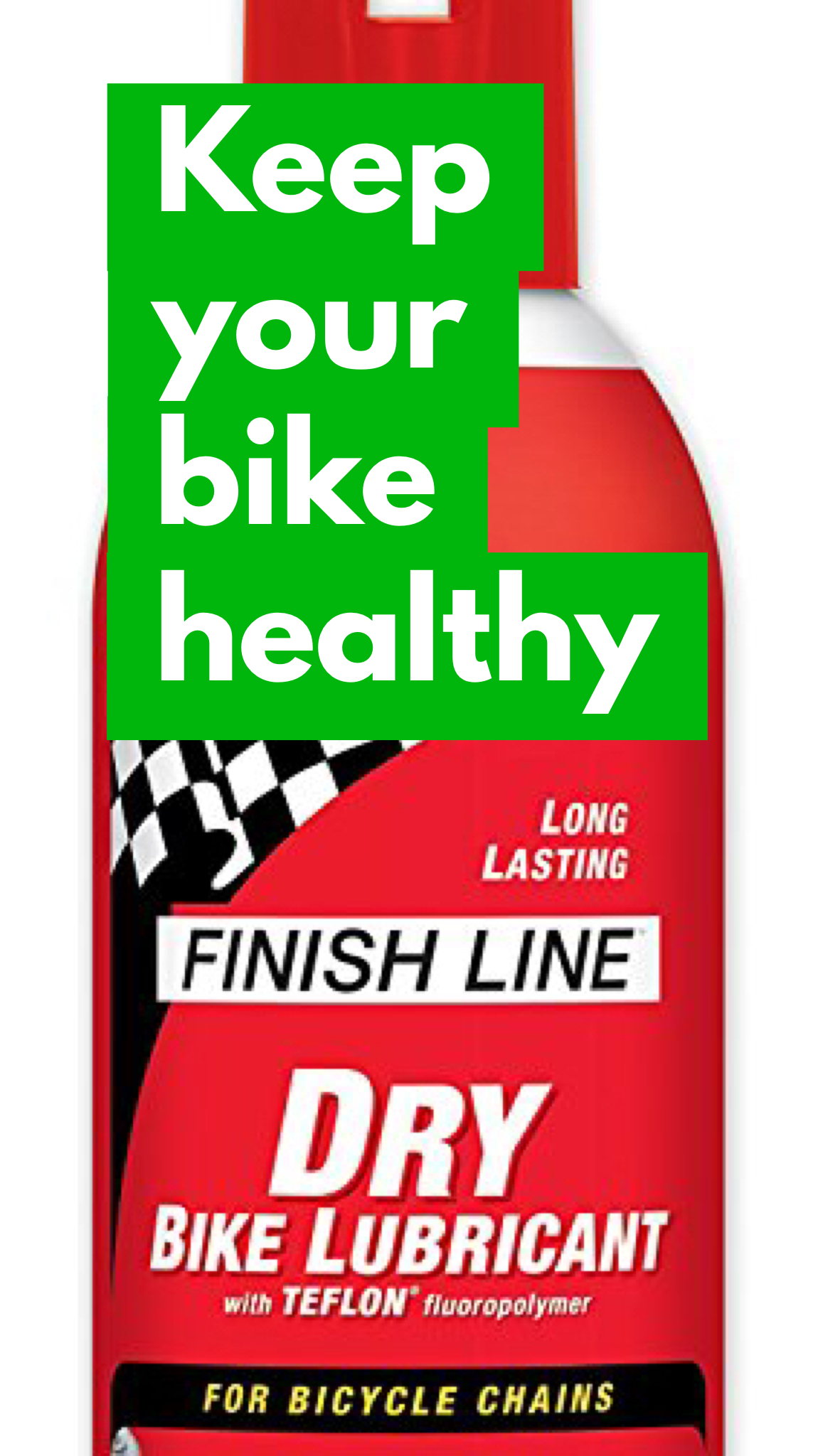 Make Sure Your Bike Is Always In Tip Top Condition Affiliate Finish Line Bicycle Chains Lube