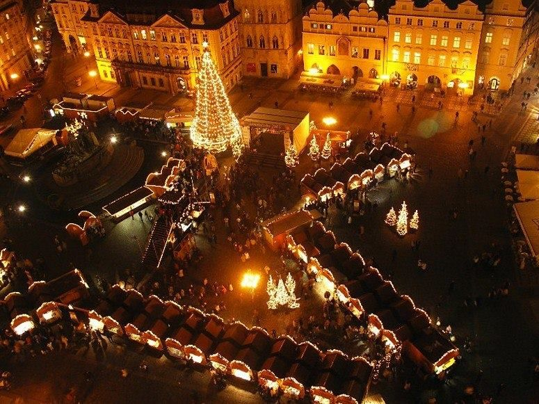 Christmas in Prague ~