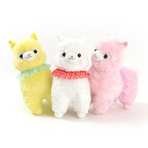 Alpacasso Furi Furi Alpaca Plush Collection Big