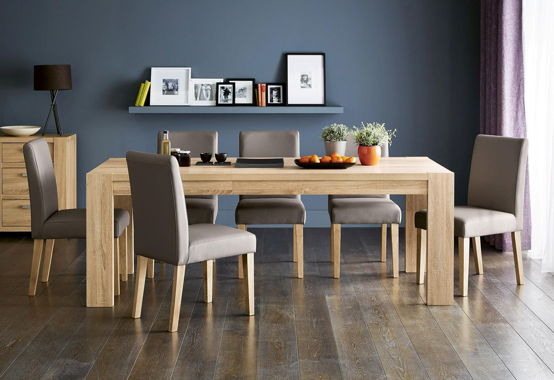 Buy Madsen 6 8 Seater Extending Dining Table From The Next UK Online Shop