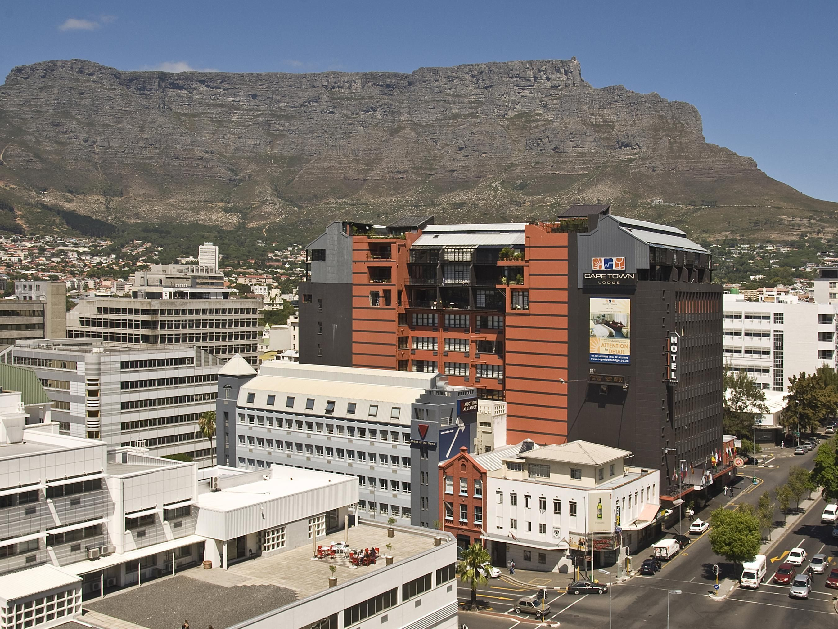 Cape town cape town lodge hotel south africa africa stop