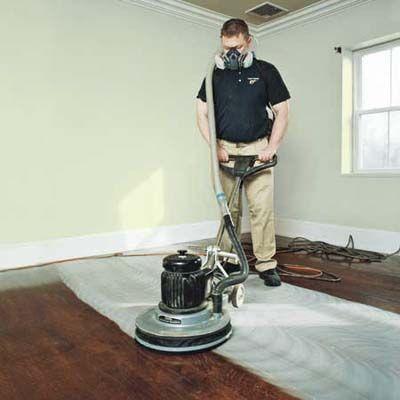 - How To Refinish Wood Floors