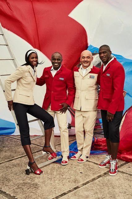 Cápsulas diárias do Mundo Fashion - Sávio: Grifes famosas assinam uniformes Olímpicos na Rio ...