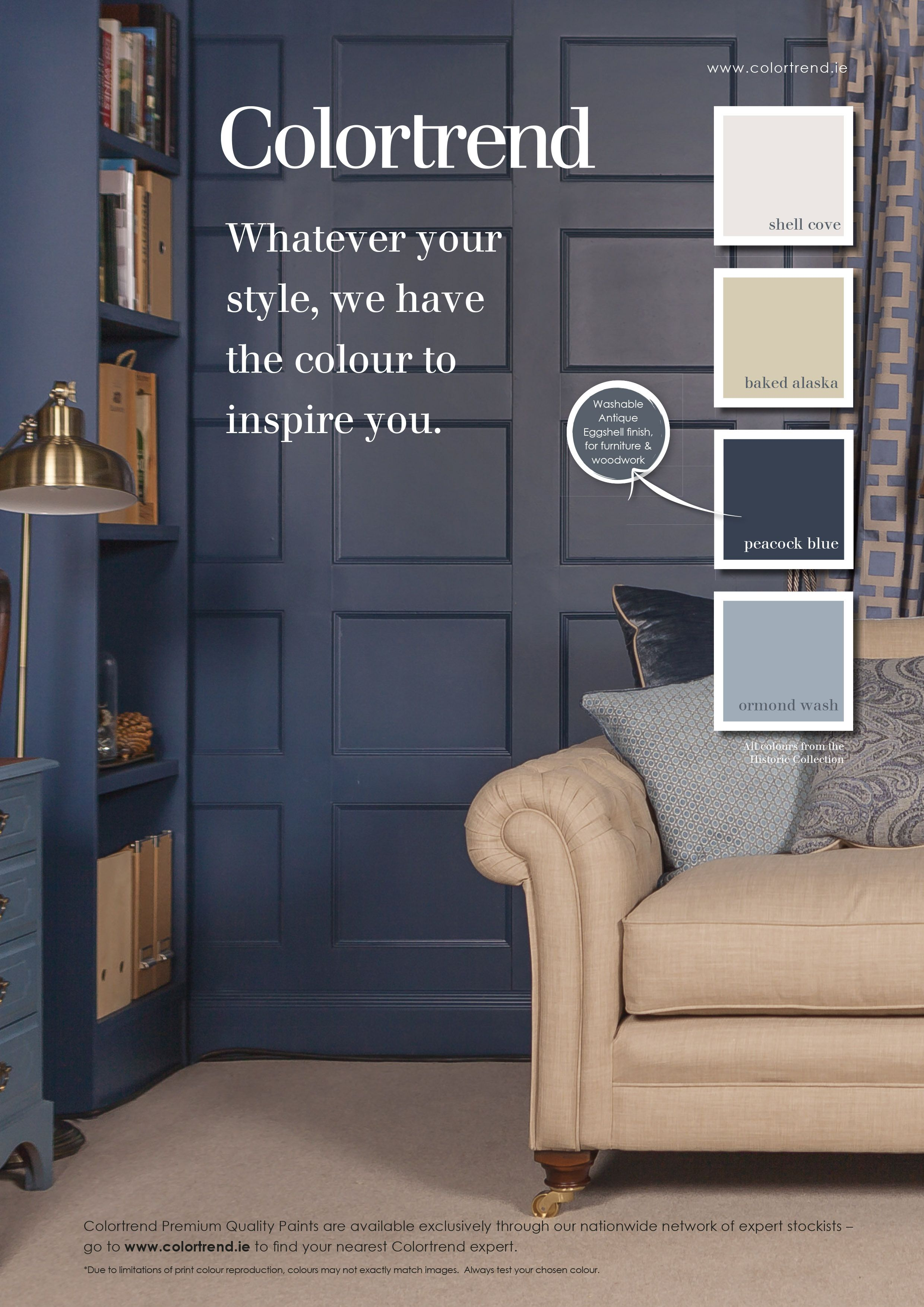 Bedroom Paint Ideas Ireland pincolourtrend paints on inspiring ads | pinterest | house
