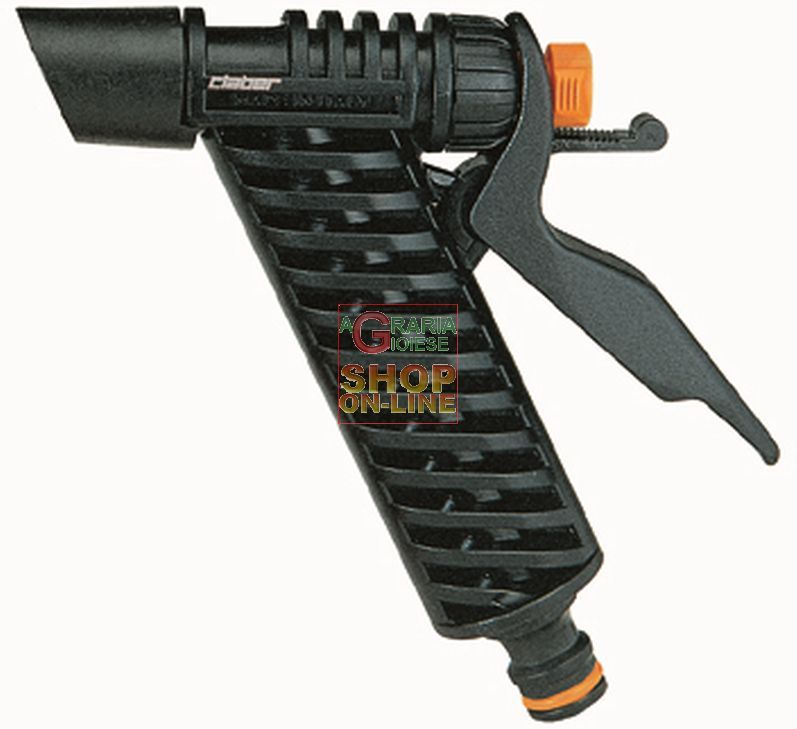 CLABER LANCIA A PISTOLA PROFESSIONALE 8756 https://www.chiaradecaria.it/it/acqua-garden/4149-claber-lancia-a-pistola-professionale-8756-8000625087563.html