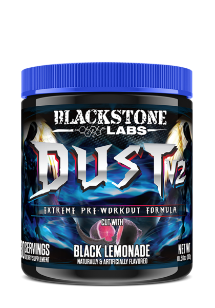 Blackstone Labs - DUST V2 | Preworkouts To Get You Buzzing