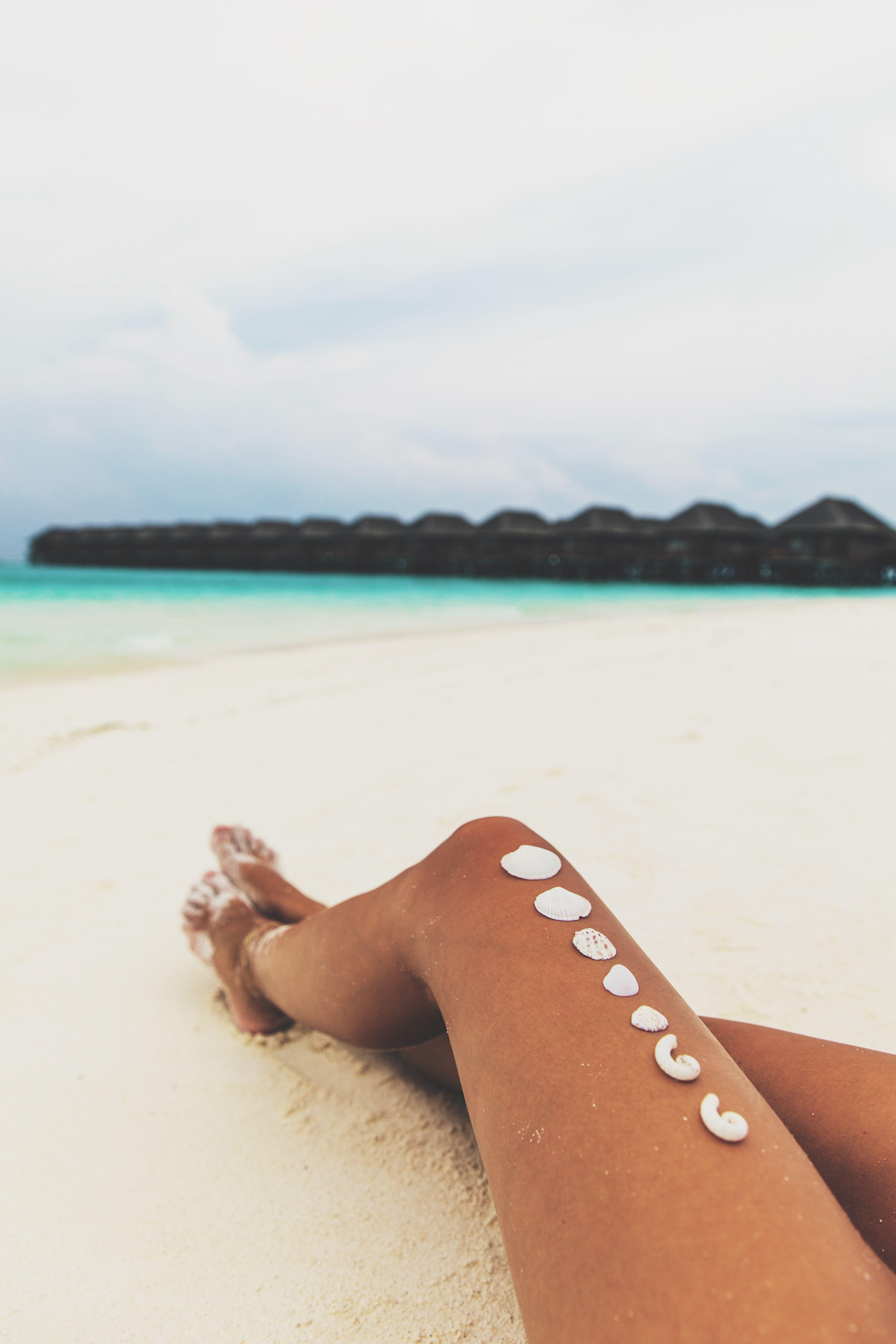 creativity at the beach beach sandy summer vacation travel ...
