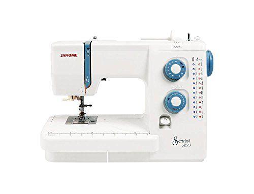 Janome Sewist 525s Sewing Machine Janome Http Www Amazon Co Uk Dp